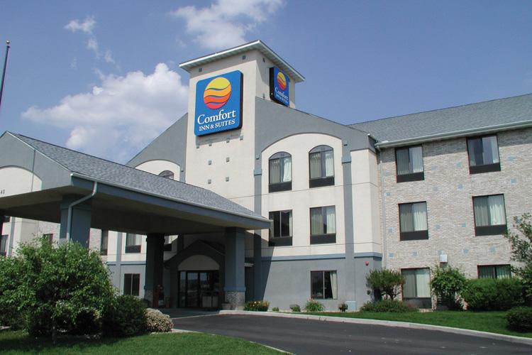 Comfort Inn & Suites Goshen