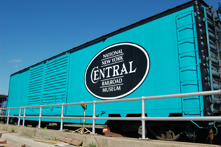 National New York Central RR Museum