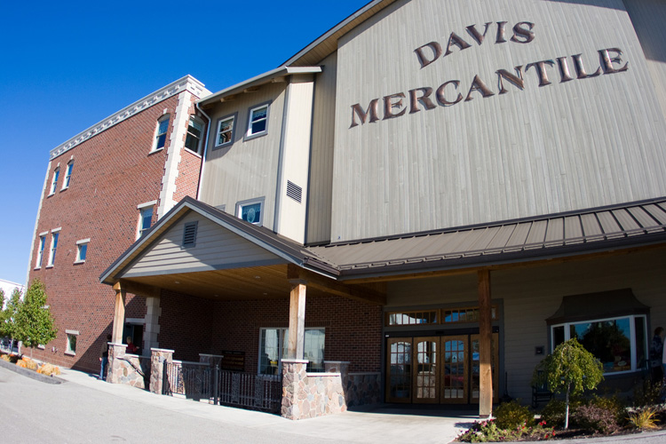 Davis Mercantile