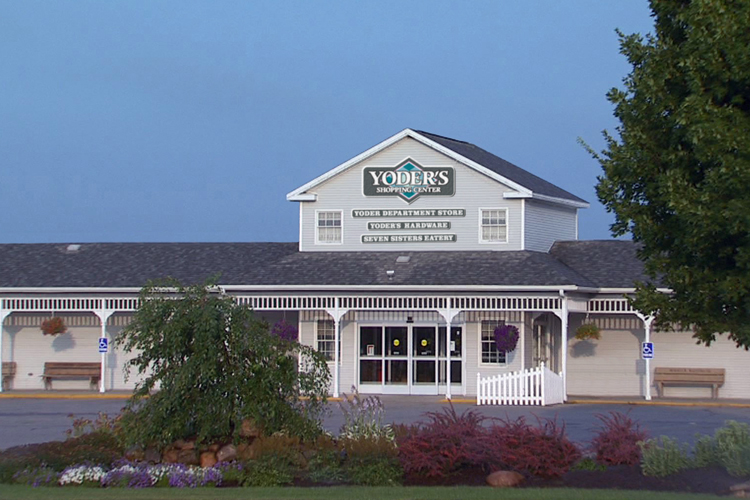 Yoder Department Store