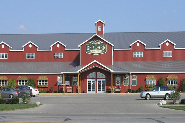 Yoder's Red Barn Shoppes